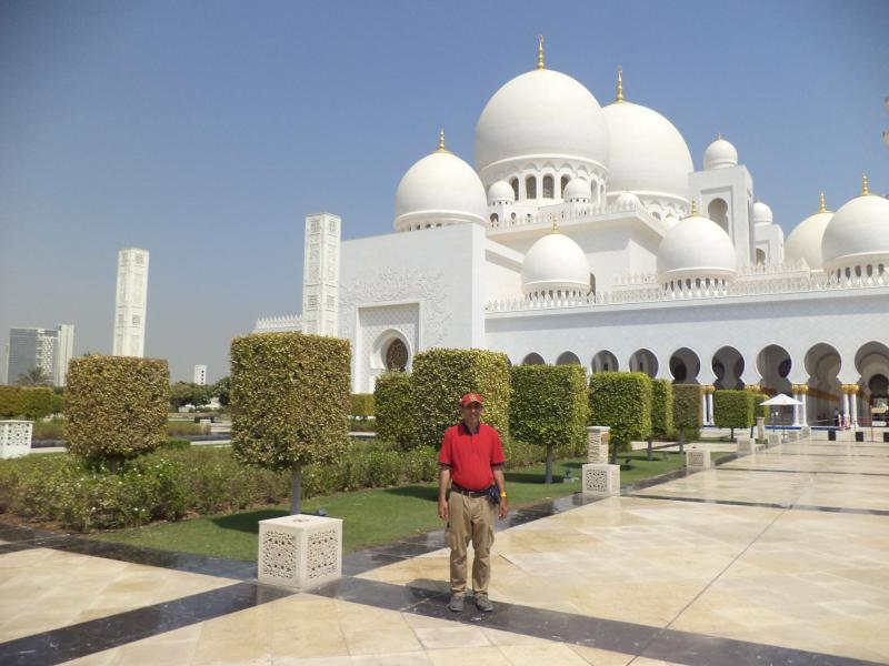 Asif sheikh zayed mosque