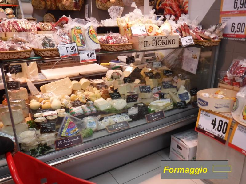 Le fromage cheese italia