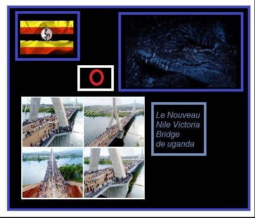 Nile victoria bridge uganda japan development