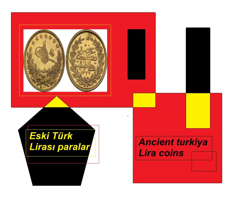 ancient turkiya Lira coins 3