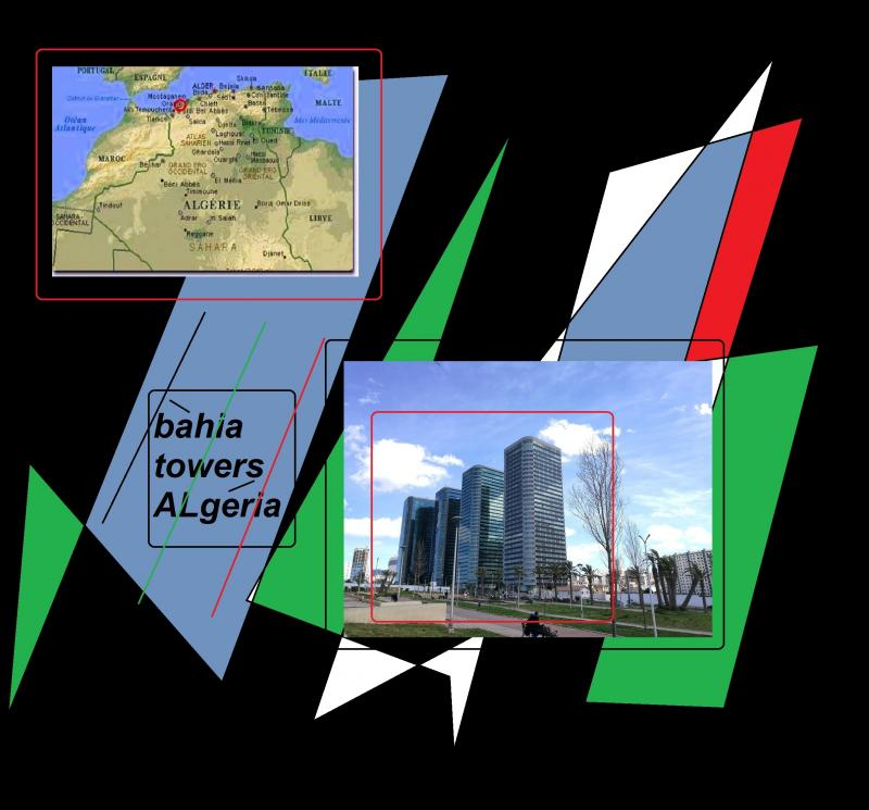 bahia towers algeria
