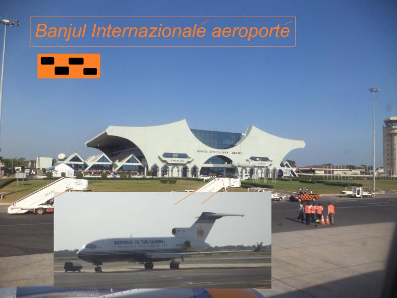 banjul airport republic