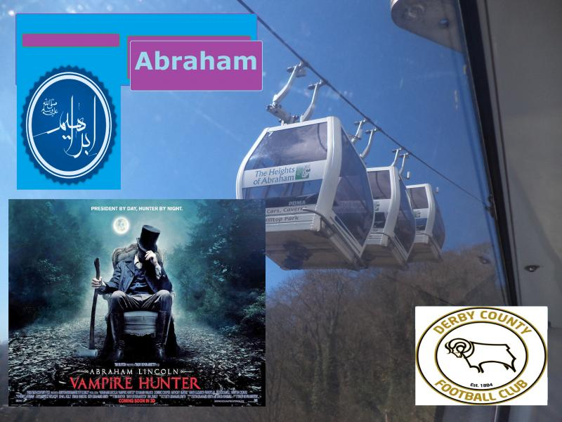 cable car wire abraham derby