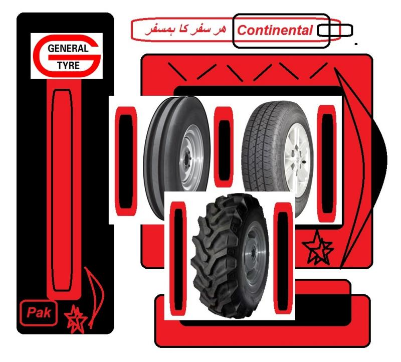 general tyre continental pakistan