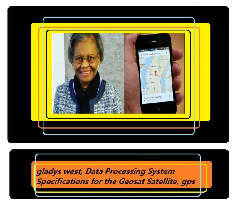 gladys west Data Processing System Specifications for the Geosat Satellite Radar Altimeter gps