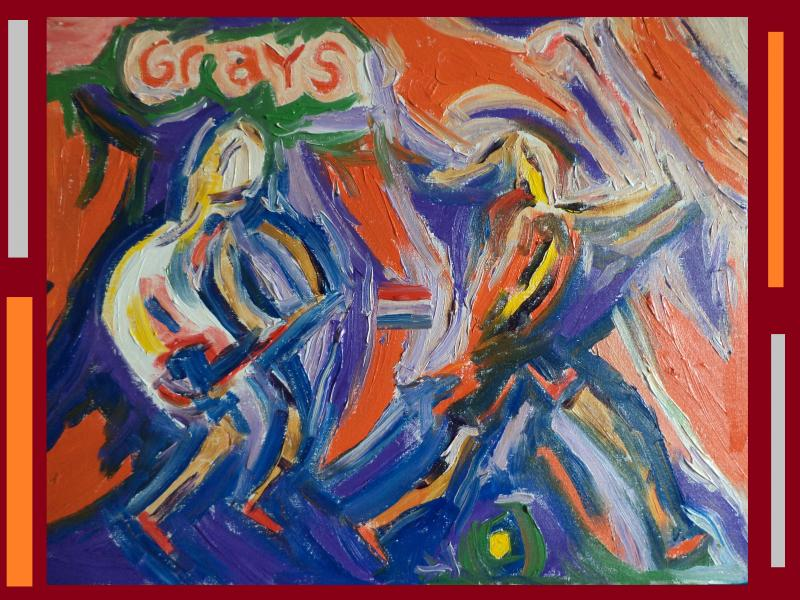 grays dutch hockey team