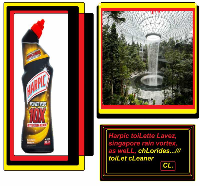 harpic bottLe toiLet cLeaner toiLette Lavez singapore rain vortex as weLL