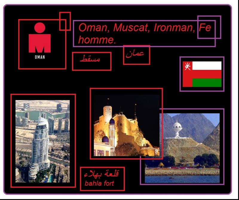 muscat 1 oman iron man fe homme