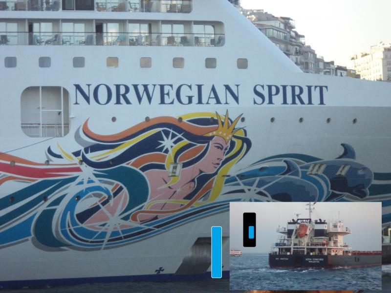 norway spirit cargo