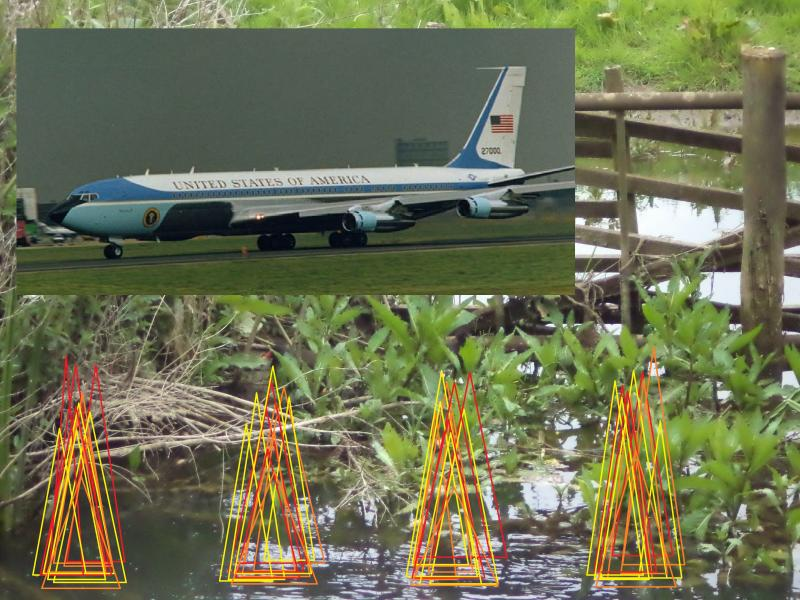 oxford lake air force one
