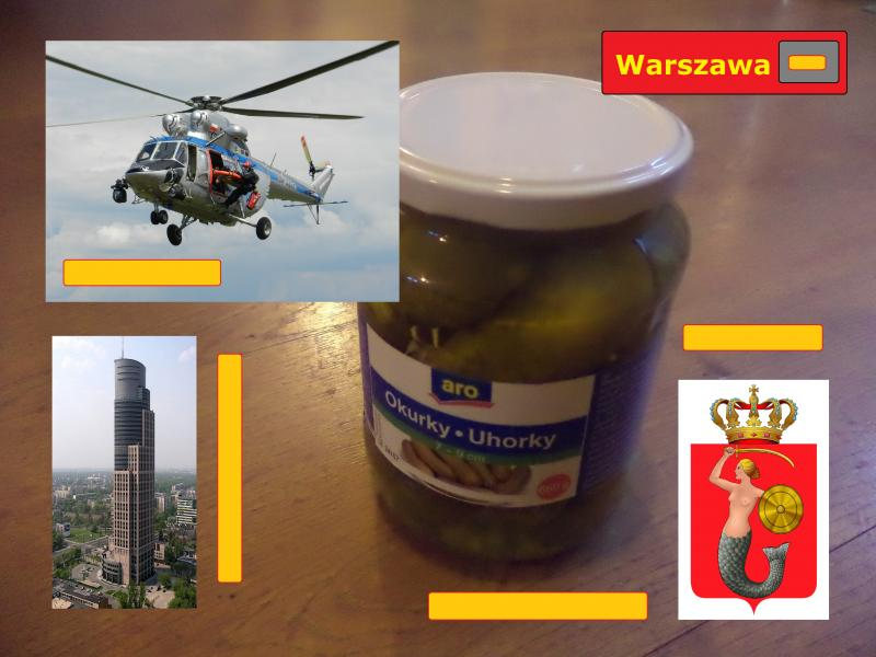 pickles warsaw