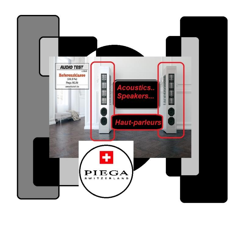 piega acoutic speakers