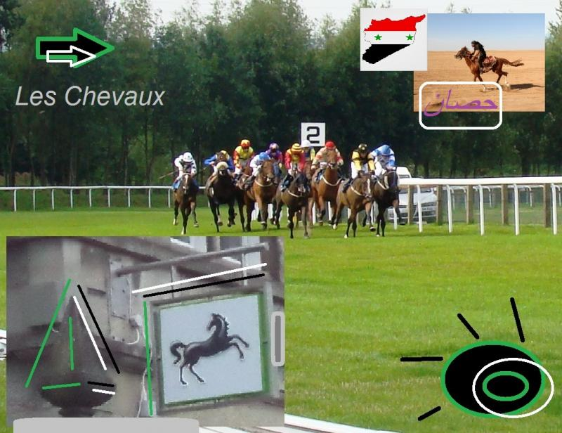 pontefract race lloyds syria horse chevaux